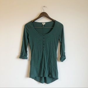 🎃 3/$25 Dynamite Super Soft 3/4 Sleeve Shirt 🎃